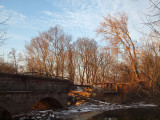 Jan 27th - Aqueduct at Seneca Creek