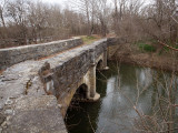 Back at the Antietam Aqueduct