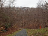 March 31 - Trail at Blockhouse Cliff Park