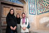 Three women - Esfahan