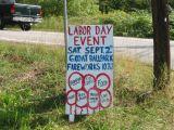 Labor Day Events at Crystal Lake - 2006