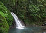 Cascade aux Ecrevisses (Crayfish Waterfall)