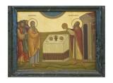 Iconostasi Tavola 2 e cornice bassa