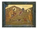 Iconostasi Tavola 3 e cornice bassa