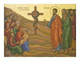 Iconostasi Tavola 4 bassa