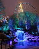 Liseberg Christmas Marked 2012. Gothenburg - Sweden