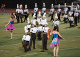 West High Marching Band