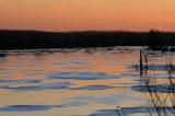 sunset - zonsondergang - coucher du soleil