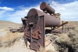 Bodie Ghost Town Octobre 2012