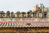 Ancestral Temple Roof Line