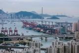 View from Tsuen Wan