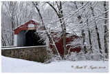 Bucks County PA Covered Bridges Through the Seasons