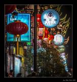 Yuyuan by Night