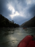 Rafting The Seti River