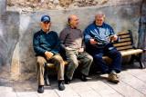 Italy, May 2007: Scanno by day, Ferrara by night