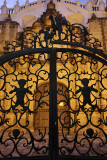 Sucre, iron gate of the Cathedral