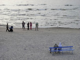 Jurmala beach near Riga
