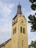 Church at Jurmala area, near Riga