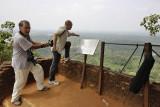 Sigiriya, the fourth terrace, just one more photo!