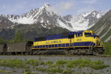 Train at Seward