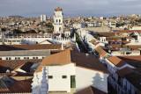 Sucre, view from San Filipe Neri Church
