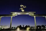 Tashkent, Mustaqillik Maydoni