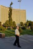Tashkent, Timur Square