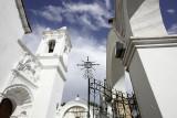 Sucre, San Francisco Church