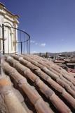 Potosí, the top of San Francisco Church and Monastery