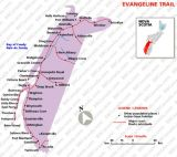 USE THIS MAP TO FOLLOW OUR TRAVELS-YARMOUTH AT THE TIP TO WOLFVILLE  ON THE LEFT TOP SIDE