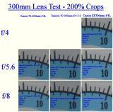 280mm & 300mm Lens Comparison