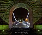 Chain Bridge Lights