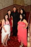 Cristina & friends prom