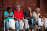 Friends Havana, Cuba - May 2012