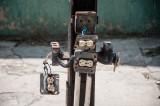 Begging for a Shortout Havana, Cuba - May 2012