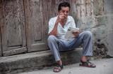 Relaxing Havana, Cuba - May 2012