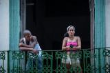 Balcony Havana, Cuba - May 2012