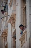Street Watching Havana, Cuba - May 2012