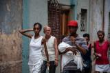 Sad Procession -Havana, Cuba - May 2012