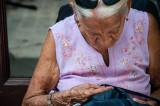 Counting Her Change Havana, Cuba - May 2012