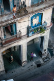 Rope Delivery Havana, Cuba - May 2012