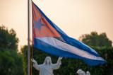 Blessing on Cuba Havana, Cuba - May 2012