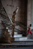 In a Hurry Havana, Cuba - May 2012