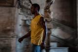 Laborer Havana, Cuba - May 2012
