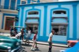 Skater Havana, Cuba - May 2012