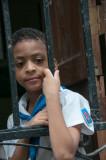 In the Window Cuba - May, 2012