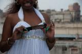 Nails and Fan Cuba - May, 2012