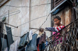 Stars and Stripes -Havana, Cuba - May 2012