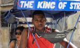 The King -Havana, Cuba - May 2012