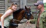 -A Budding Friendship- Cuba - May, 2012
